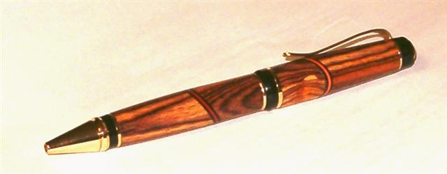 Cigar Twist Pen -SOLD